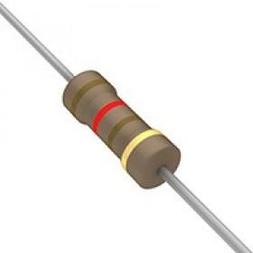 碳膜電阻 1/2W 120Ω  ±5%