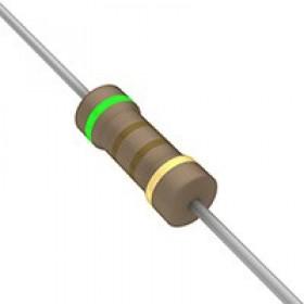 碳膜電阻 1/2W 510Ω  ±5%