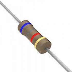 碳膜電阻 1/2W 6.8K  ±5%