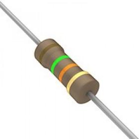 碳膜電阻 1/2W 15K  ±5%