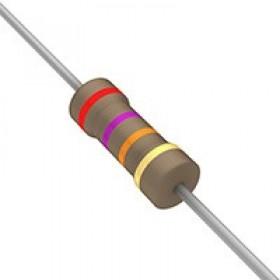 碳膜電阻 1/2W 27K  ±5%