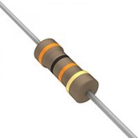 碳膜電阻 1/2W 30K  ±5%