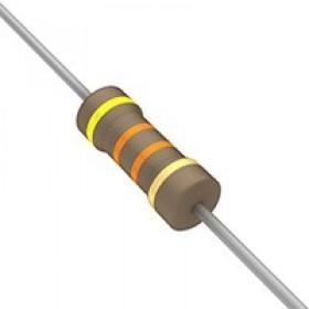 碳膜電阻 1/2W 43K  ±5%