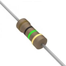碳膜電阻 1/2W 1M  ±5%