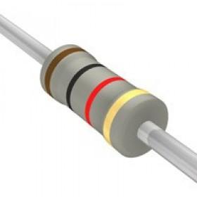 碳膜電阻 1W 1K  ±5%