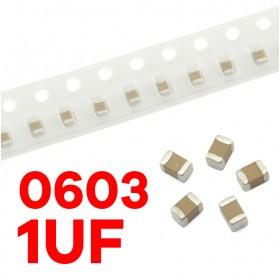 0603 1UF(10個入)