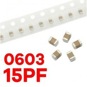0603 15PF(10個入)