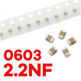0603 2.2NF(10個入)