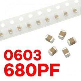 0603 680PF(10個入)