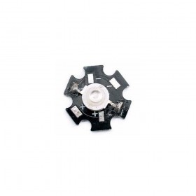鋁基板LED 高功率3W 暖白光 (3.3V~3.8V)