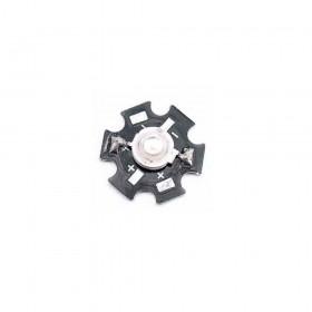 鋁基板LED 高功率1W 暖白光 (3.2V~3.6V)