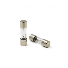 20mm  1.5A 250V 玻璃保險絲 慢熔型(2入/包)