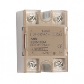 ANV SSR-10DA 固態繼電器
