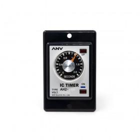 ANV AH2-Y1H 110VAC 2秒 埋入型限時繼電器