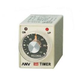ANV 限時繼電器 AH3-3 30秒 順時 1C AC220V