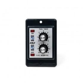 ANLY ATDV-YC AC110/220V 雙設定計時器 6S-60M
