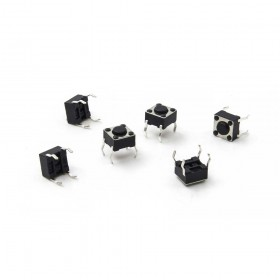 6*6*5mm 方形按鍵開關 (10PCS/入)