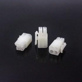 JST2.0-4P  公連接器 間距6.2mm (20入)