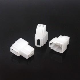 250型連接器-3P T型-卡扣 母頭 (20入)