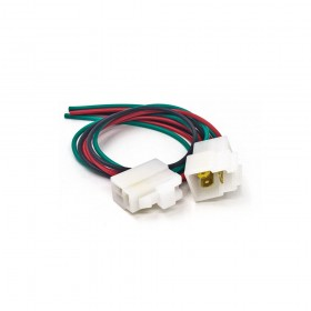 250型 3P連接器 公邊+母邊帶線
