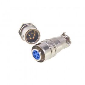 航空插座 XS10-4P