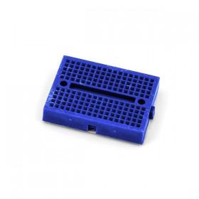 迷你麵包板 SYB-170孔 (尺寸:35*47mm)-藍色