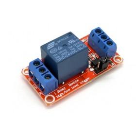 12V 1路繼電器高/低電平驅動板(H:4.5~12V/L:0~1.4v)