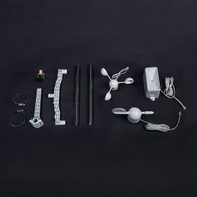 第2代 APRS氣象站套件/帶風速計/風向儀/雨量器/串口通訊/附Arduino範例