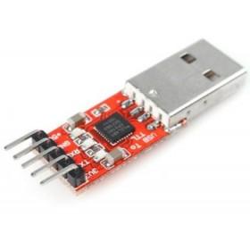 USB to TTL訊號轉換模組 CP2102