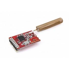 433M/CC1101無線數據傳輸 接收發射模組