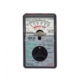 DE-106 口袋型指針三用電錶