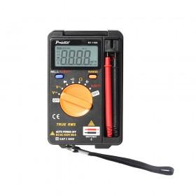 Pro'sKit 寶工 MT-1506 口袋型真有效值自動電錶