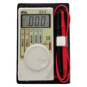 EZ-5 自動換檔名片型電表