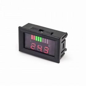45*26 鉛酸用DC24V電壓/電量顯示表
