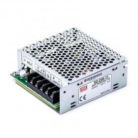 明緯 電源供應器 SD-25B-12 IN:19~36VDC 12V2.1A