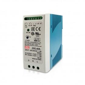 明緯 電源供應器 DRC-60A +13.8V2.8A/+13.8V1.5A
