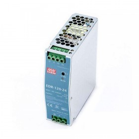 明緯 電源供應器 EDR-120-24