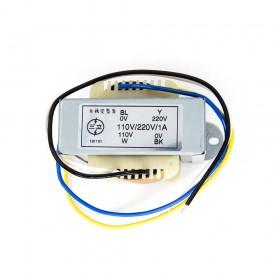 110V/220V 1A 相向自耦變壓器