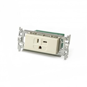 Panasonic WFF 3620K 全彩色埋入式2P20A附接地極插座