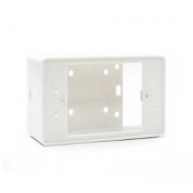 文山 塑膠 BOX 一聯 (白色)