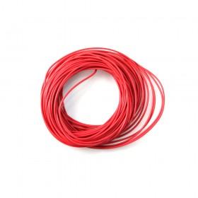 UL1007多芯電子線 26AWG-紅 100FT 80℃