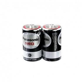 國際牌碳鋅電池 1號2入