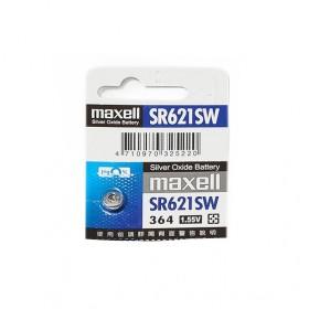 MAXELL氧化銀電池 SR621SW(364)
