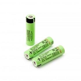日本松下 18650凸點電池 NCR18650B-P 3400mAh (商檢)