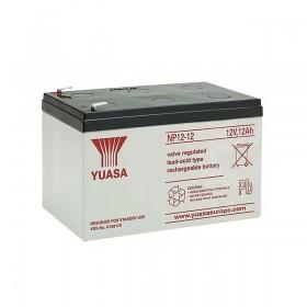 湯淺 YUASA NP12-12 12V12Ah 閥調密閉式鉛酸電池