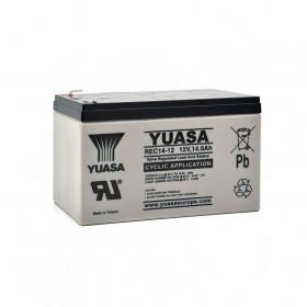 湯淺 YUASA REC14-12 12V 14AH UPS不斷電系統電池