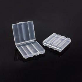 3號4入電池收藏盒 (GP-AA)