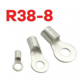 R型裸端子 R38-8 2AWG KSS (10PCS/包)