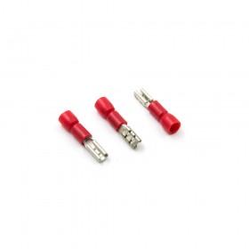 絕緣母端子 V1.25-3A-0.8 (22-16AWG) 佳力牌 (100PCS/包)