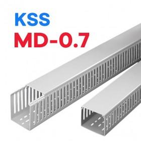 0101 絕緣配線槽 (灰色) MD-0.7  200*200mm 1.7M